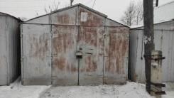Гаражи металлические. улица Дзержинского 21а, р-н 66 квартал, 18,0кв.м., электричество