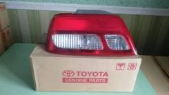 Фонарь левый Toyota Carina 98-01г 81561-2B380 новый оригинальный