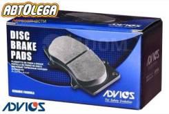 Колодки перед. Advics Lexus S250/330 GSE20 05- AVE30 / GSE30 (13-) SN192