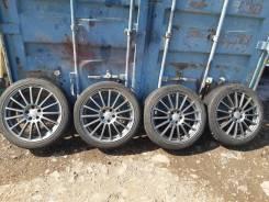 Комлект колес 205/45R17, 5*100.