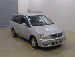 Бампер передний цвет KLO, Nissan Presage 99, NU30, KA24DE, #U30