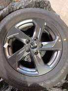 Комплект колес с новой KIA R16. Литьё KIA.