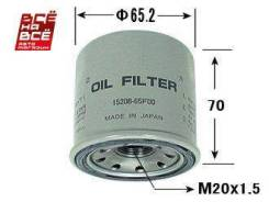 Фильтр масляный Nissan QG#, MR20DE, QR20,25, SR20, VQ 20,25, HR#, шт VIC C224 C224