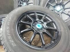 Фирменные диски AL на шинах Pirelli 225/65R17