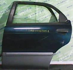 Дверь боковая Suzuki Cultus GD31W задняя левая