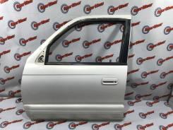 Дверь передняя левая цвет KF7 Toyota Surf RZN185 №86 2002г в идеале