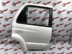 Дверь задняя правая цвет KF7 Toyota Surf RZN185 №86 2002г в идеале