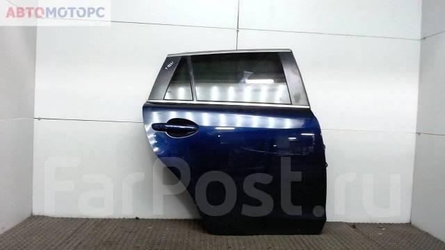 Дверь боковая задняя правая Mazda 6 (GJ) 2012-2018 (Универсал)