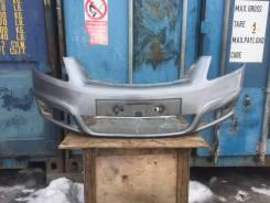 Бампер передний Opel Zafira B серый