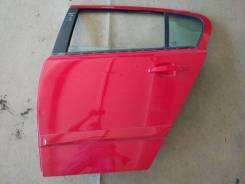 Дверь задняя левая Opel Astra-H (2004-2015) [13162876]
