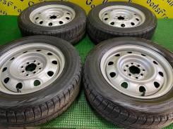 Бюджетные колёса на штамповке 195/65R15 + 4x100/114.3 всё Bridgestone