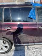 Дверь задняя правая Toyota Highlander 2007-2013г. Европа