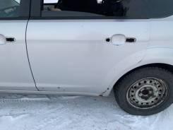 Ford Focus 2, дверь задняя левая (Рестайлинг)