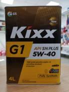Kixx G-1. 5W-40, 4,00л.