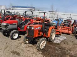 Hinomoto C174. Трактор 17 лс,3 цилиндра, 4 wd, фреза, 17,00л.с.