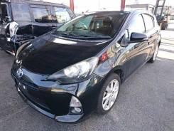 Колеса Toyota Aqva+резина