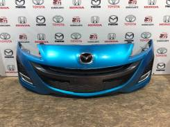 Бампер в сборе Mazda 3 BL 2009-2013