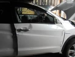 Дверь правая передняя Honda Vezel Hybrid 2015г RU4