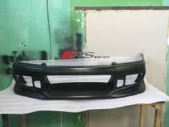 Передний бампер C-west для Subaru Legacy B4 BE, BH