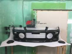 Передний бампер Tommy Kaira для Subaru Impreza GC, GF