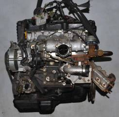 Двигатель Nissan CD20-TE CD20 Largo VNW30 Serena KVC23 KVNC23