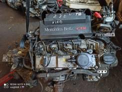 Двигатель в сборе МКПП Вито 611.980