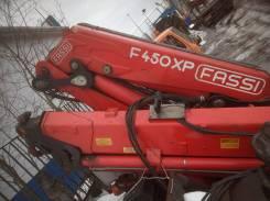 Fassi. Манипулятор F455XP
