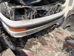 Продам передний бампер на Toyota Corolla AE91