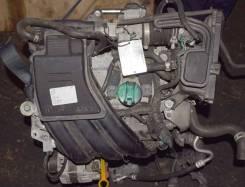 Двигатель Nissan HR12-DE на Nissan March K13 Note E12 27000 км