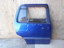 Дверь боковая задняя контрактная R Toyota Raum EXZ10 2593