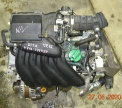 Двигатель Nissan HR15-DE Nissan AD VY12 Wingroad Y12 21000 км