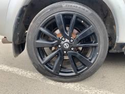 "Диски Nissan ориг. и резина Continental. 8.0x19"" 5x114.30 ET40 ЦО 68,0мм."