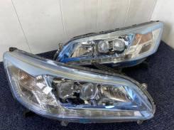 Фара левая + правая Honda Accord CR LED Оригинал Япония W1169