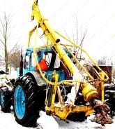 Стройдормаш БМ-205Д. Буровая машина, 10 860куб. см., 1 250кг.