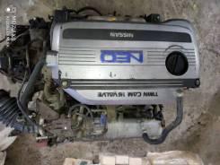 Двигатель Nissan TINO QG18DE на запчасти