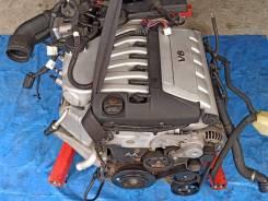 Двигатель AZZ на Volkswagen Touareg 2004г. 7LA.