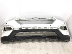 Бампер передний Hyundai Santa FE 2012>