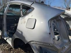Крыло заднее левое Toyota Prius краска 1С0