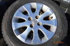 "Toyota. 6.0x15"", 4x100.00, ET40"