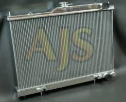 Радиатор охлаждения двигателя. Nissan Skyline, BCNR33, ECR33, ENR33, ER33, HR33 Nissan Laurel, GC34, GCC34, GNC34 RB25DE, RB25DET