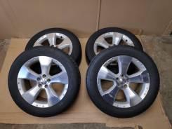 Колеса Bridgestone subaru 225/55/17 5x100 0739