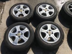 175/65 R14 Dunlop EC202 литые диски 4х100 (K28-1401)