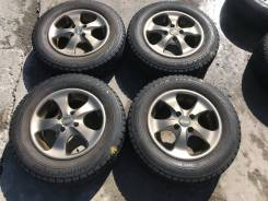 175/70 R14 Bridgestone VRX литые диски 4х100 (K28-1402)