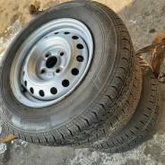 Колеса R13C 4/100 шины Bridgestone LT 165/80