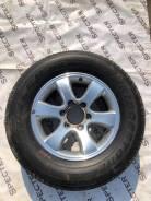 Запасное колесо 265/65R17 Toyota Land cruiser prado 120 запаска (3145)