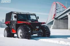 Аркос. Вездеход Снегоболотоход Truck 2021 вездеход на шинах низкого давления, 1 500куб. см., 600кг., 900кг.