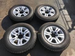 205/70 R15 Bridgestone Revo GZ литые диски 6х139.7 (K28-1505)
