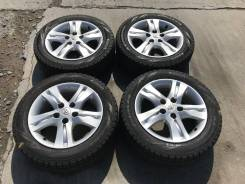 205/55 R16 Pirelli Ice Asimmetrico литые диски 5х114.3 (K28-1601)