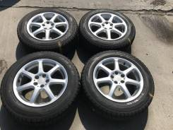 205/60 R16 Dunlop DSX-2 литые диски 5х100 (K28-1602)