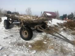 Калачинский 2ПТС-4. Продам телега тракторная, 4 000кг.
